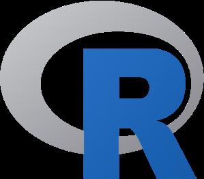 R logo
